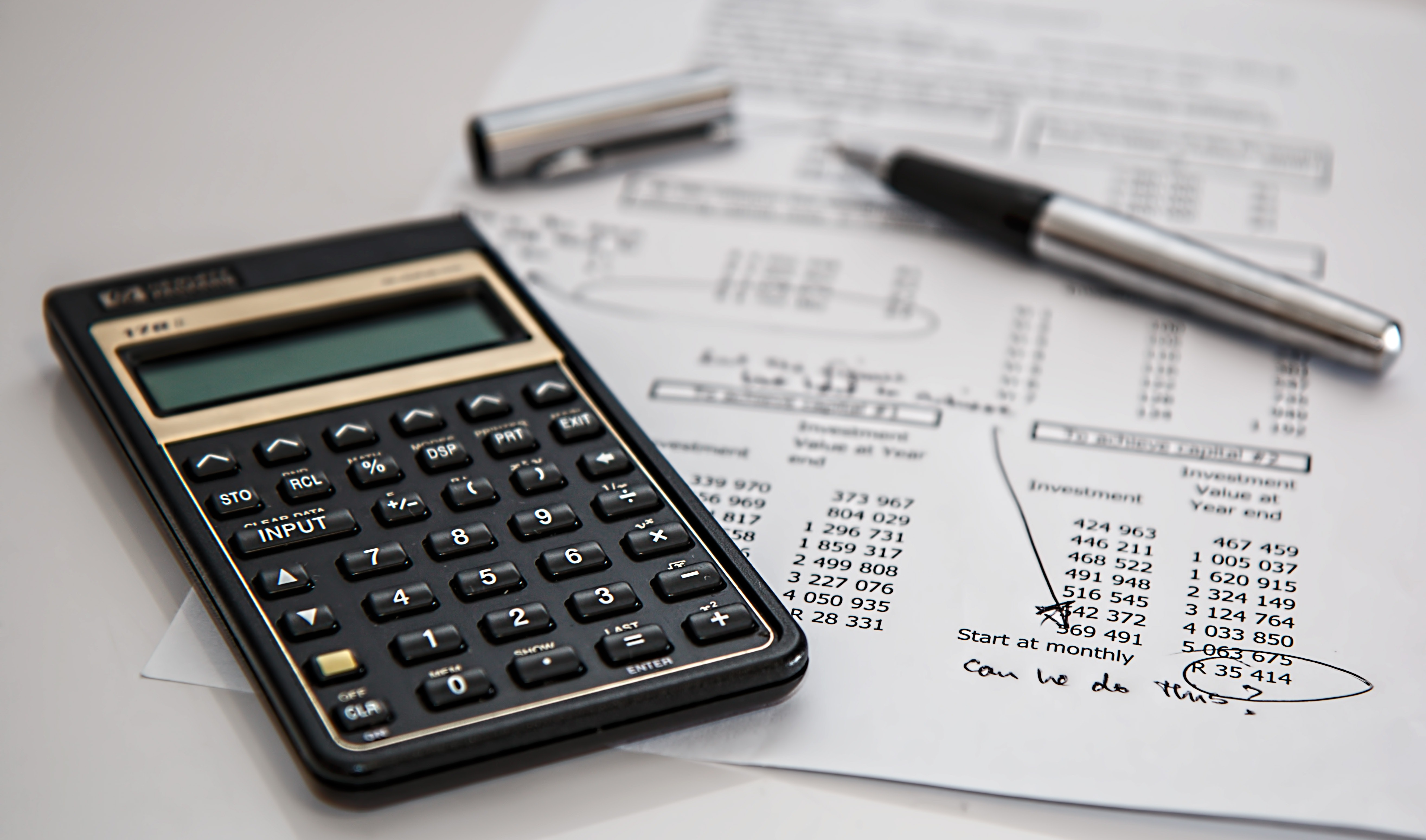 The basics for sales compensation plans accounting